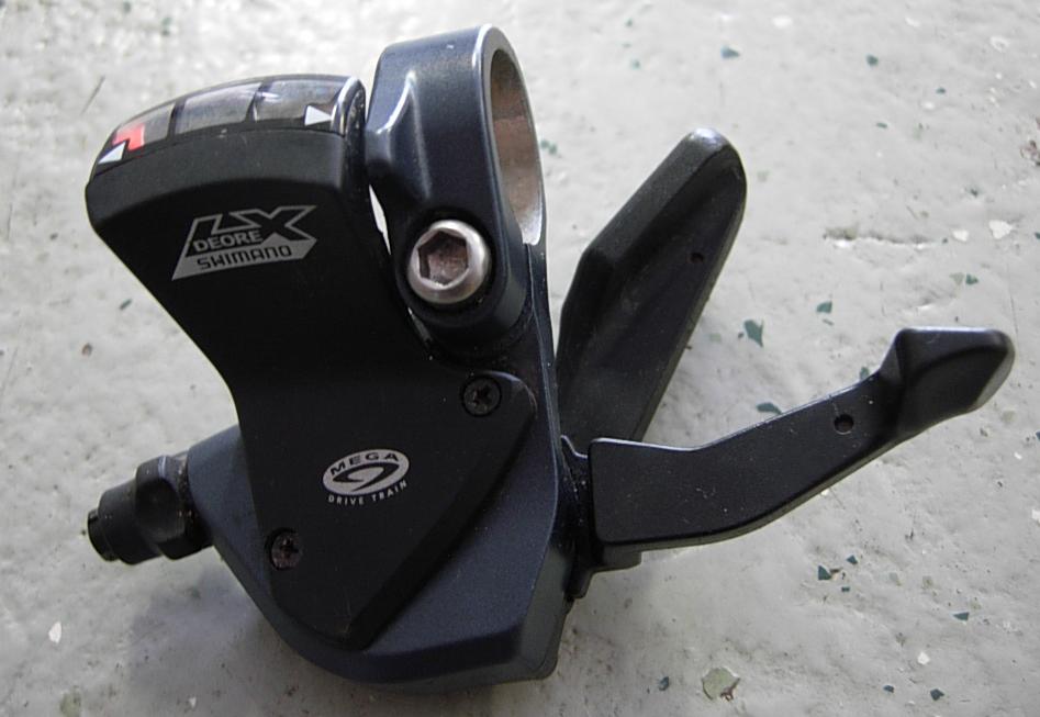 หามือเกียร์ (shifter) 9 speed รุ่นเก่า LX หริือ XT ครับ - ThaiMTB