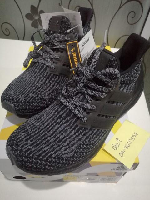 ขาย ลดราคารองเท้า Adidas Ultra Boost 3 0 Ltd Black